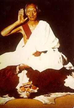 His Eminence Kalu Rinpoche