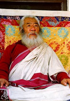 His Holiness Jatral Rinpoche
